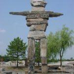 Inukshuk - Granite