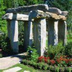 Granite Pergola
