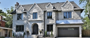 Natural Cut Stone Home