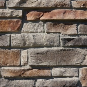Sample of StoneRox Dry Stack in the colour Wiarton Willow
