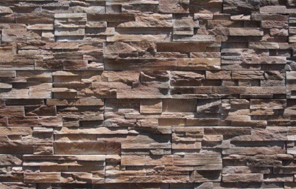 Sample of StoneRox Precision Ledge in the colour Beaverton Bronze