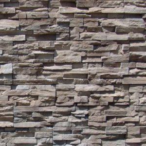 Sample of StoneRox Precision Ledge in the colour Sandstone Beach